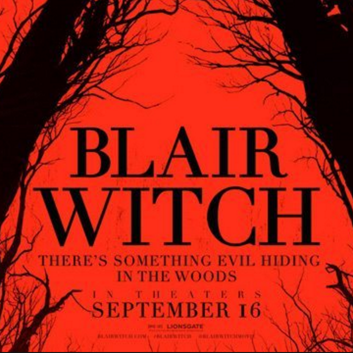Ultraviolence Used In Blair Witch 2016 TV Spot
